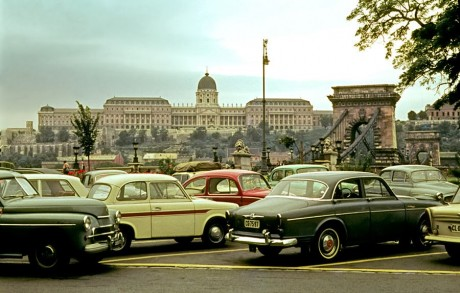 Budapest in 1956