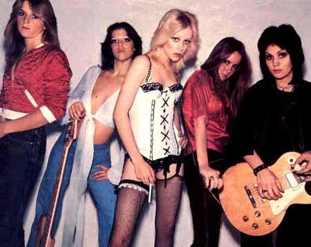 A The Runaways a '70-es években
